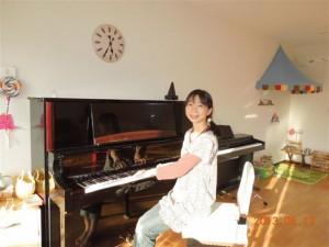 2013年5月12日、ピアノ教室 006